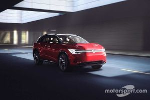 VW introduced the concept of an electric crossover I.D. Roomzz