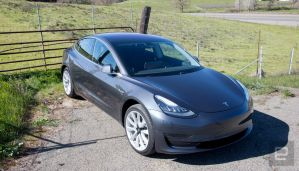 Tesla electric cars can now inform you about the pursuit