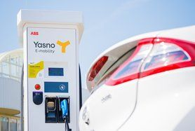 Electric vehicle charging station network STRUM changes name to YASNO E-mobility